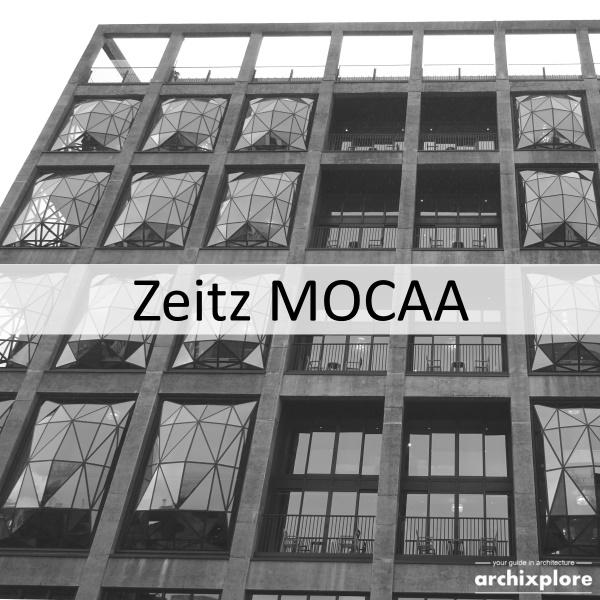 Zeitz MOCAA Kaapstad - titel