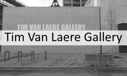 Tim Van Laere Gallery – kunst op het Zuid