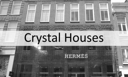 Crystal Houses Amsterdam – gevel in glas