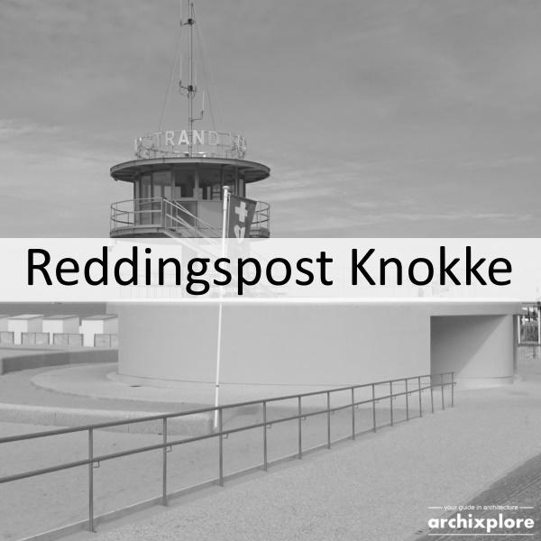 Reddingspost Knokke - titel